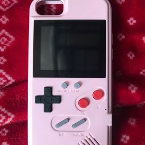 Game boy iPhone case for 6/7/8